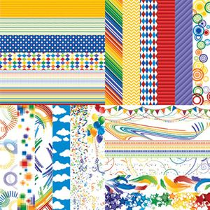 Picture of Playful Primary Designer Border Strips